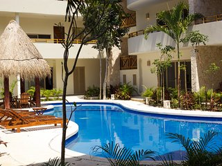Fancy 2BR  located in Tulum by Happy Address