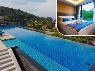 ♥Sea View Pool ♥Cleaning Servise - 420