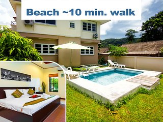 ♥Beach line♥FREE Daily cleaning ♥ 200 m2
