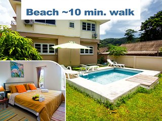 ♥Beach line♥ FREE Daily cleaning♥ 85 m2