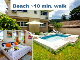 ♥ Resort  Near beach, restaurants, supermarket - Villa Adelle Resort