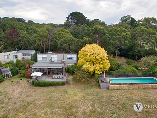 Myers Road Vineyard plus Guest House - Spectacular Rural Setting with Bay Views!