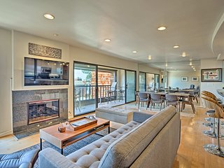 NEW! Luxury Del Mar Townhouse w/ Ocean Views!