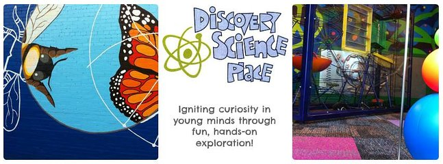 Local Attraction: The Discovery Science Place