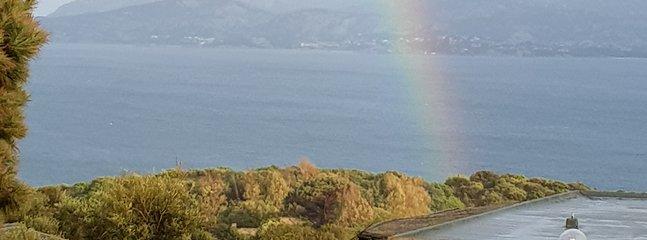 Casa vista mare Porto Mannu, Sardegna, Nord-Est