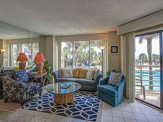 1101 Villamare-1st floor OCEANFRONT  villa overlooking pool/ocean.