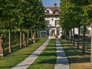 Villa San Marzano in Monferrato Unesco