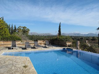 3 bedroom Villa in Pollença, Balearic Islands, Spain : ref 5441280