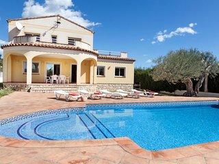 5 bedroom Villa in Las Tres Cales, Catalonia, Spain : ref 5044192