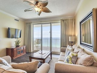Stylish, Modern, SANITARY, Gulf front condo at the Twin Palm Resort!