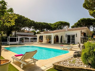Second Line To The Beach Villa Near Puerto Cabopino, Marbella!