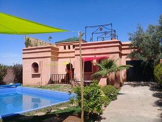 villa' l'Albertino ' route de l'ourika, Marrackech