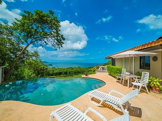 Vista al Mar-Private House with Infinity Pool and Stunning Ocean View!