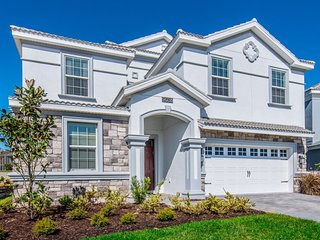 9036SD  Champions Gate 8 Bedroom 5 Bathroom Villa