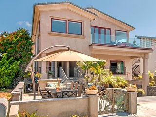 Carlsbad Coastal Living With 2 Patio's - New to market