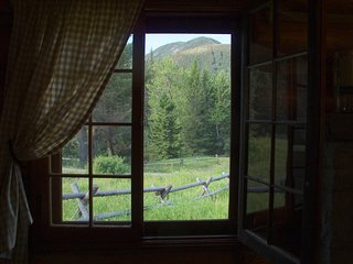 Antelope Cabin