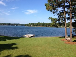 Pinehurst Area Lake Retreat
