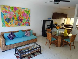 Nice and Great location steps away from Mamitas beach 2 BR by Happy Address