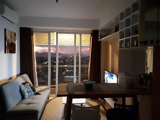5 star Apartment at 18th floor with city view