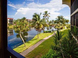 Pointe Santo B22: Luxurious & Updated Island Condo with Amazing Gulf Views!
