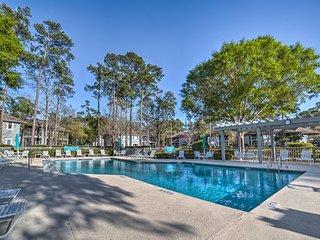 NEW! N. Myrtle Beach Resort Villa Mins to Beach!