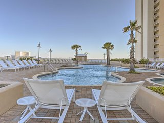 Panama City Laketown Wharf Resort Condo w/ Balcony