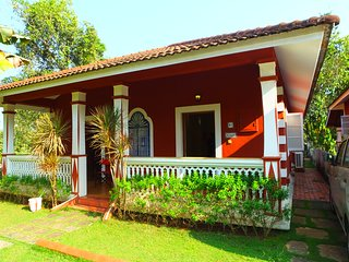 Xanadu -2BR Villa near Nostalgia, South Goa