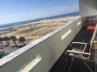 Casino & Beach Apartment, wi-fi, TV Cabo, vista mar