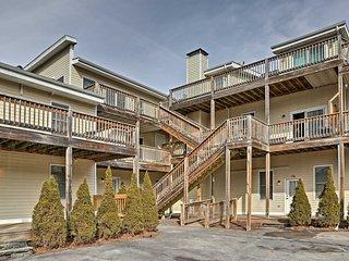 NEW! Catskills Area Loft-Style Condo in Downtown!