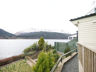 Lochside Rossmay lodge