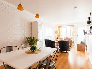 Spacious apartment for 4 people Old Quebec