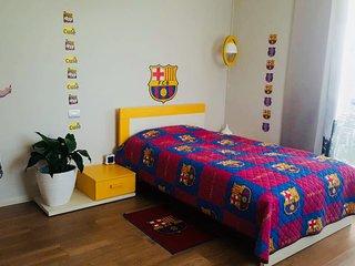 B&B Elena .Una camera per i piccoli viaggiatori! Il divertimento é  garantito!