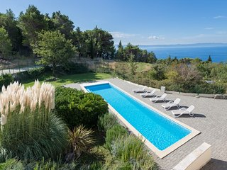Villa with a pool for rent, Makarska