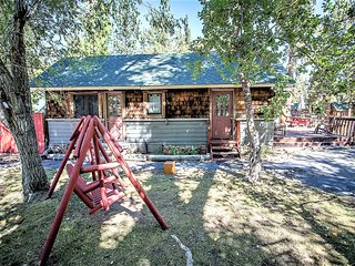Big Bear Lake Holiday Chalet 12254