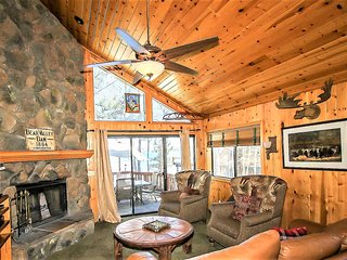 Big Bear Lake Holiday House 12222