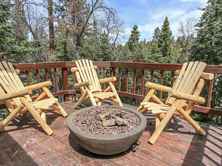 ~Enchanted Forest~Amazing Sun Deck~Kitchen & Dining~Game Table~Central Location~