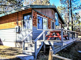 0110 - Lakefront at Big Bear Lake - FREE SKI/BOARD RENTAL