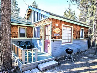 0102 - Little Pines at Big Bear Lake - FREE SKI/BOARD RENTAL