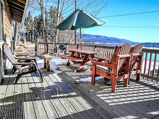 ~Sunrise~Furnished Lakeside Family Cabin With Essentials~