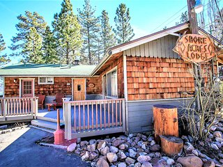 0111 - Twin Pines at Big Bear Lake - FREE SKI/BOARD RENTAL