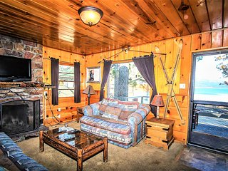 0109 - Lakeside at Big Bear Lake - FREE SKI/BOARD RENTAL