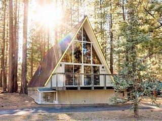 Rancho Pines Moonridge I Mid Century + Mod Cabin For Rent Big Bear Lake