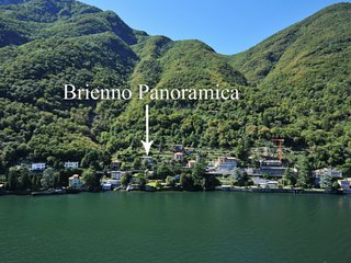 Brienno Panoramica