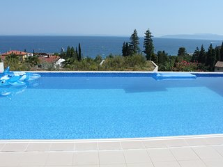 Villa Calista is ideal holiday home for Croatian elite villa accommodation