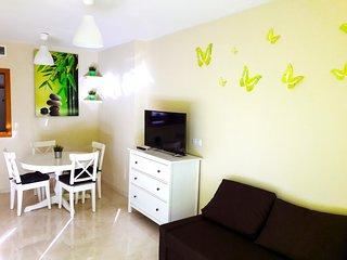 Bonito  2 dormitorios  5 min a playa  (La Cala Finestrat), Benidorm
