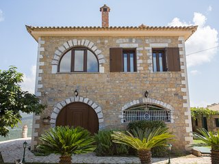 Villa Alexander is an autonomous, stone-built, with fabulous views