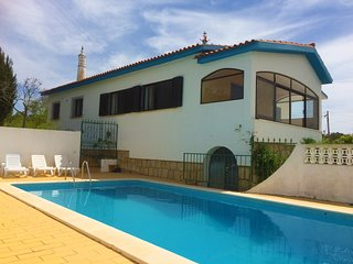 Vista Alegre, 3 Bed Villa With Private Pool & Stunning Views, Carvoeiro