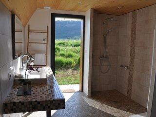 Camping a la Ferme, Chambre et table d'hotes en Terres du Vanson