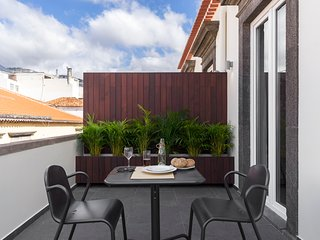 Downtown Funchal Apartments 3A Encumeada, in the heart of the city.