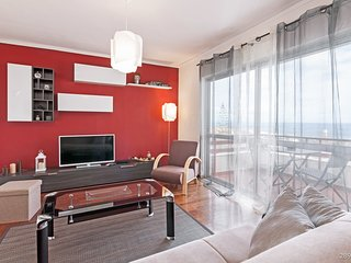 Alto Lido I, apartment in the tourist area of Funchal.
